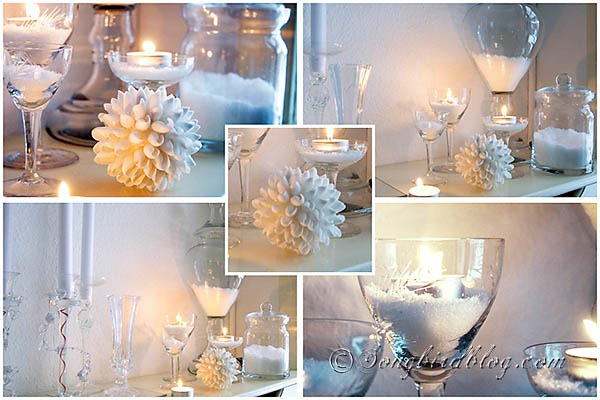 white-winter-mantel-decoration-snow-glass